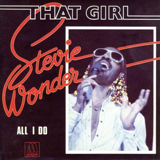 Coverafbeelding Stevie Wonder - That Girl