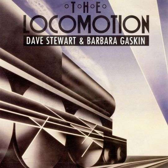 Coverafbeelding The Locomotion - Dave Stewart & Barbara Gaskin