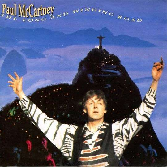 Coverafbeelding The Long And Winding Road - Paul Mccartney