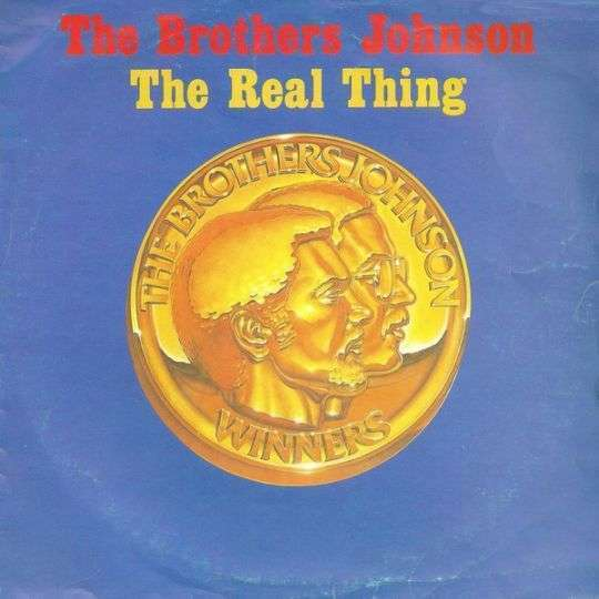 Coverafbeelding The Real Thing - The Brothers Johnson