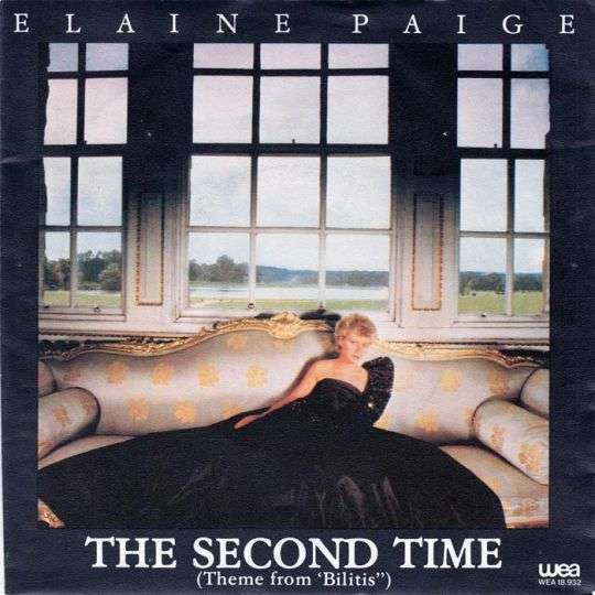 "Coverafbeelding Elaine Paige - The Second Time (Theme From ""Bilitis"")"