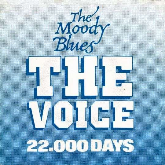 Coverafbeelding The Voice - The Moody Blues