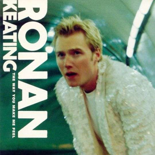 Coverafbeelding The Way You Make Me Feel - Ronan Keating
