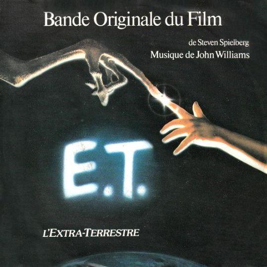 Coverafbeelding John Williams - E.T. - Bande Originale du Film L'Extra-Terrestre de Steven Spielberg