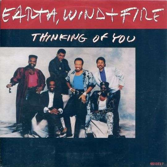Coverafbeelding Thinking Of You - Earth, Wind + Fire