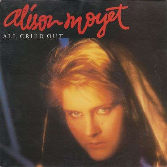 Coverafbeelding All Cried Out - Alison Moyet