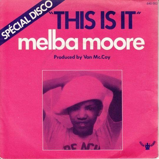 Coverafbeelding Melba Moore - This Is It