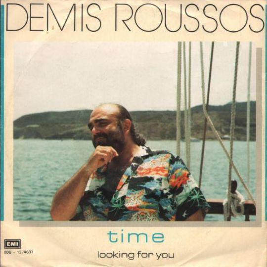 Coverafbeelding Time - Demis Roussos