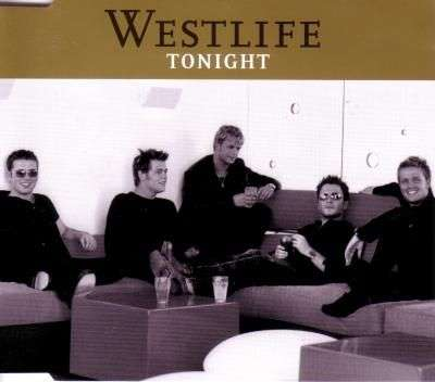 Coverafbeelding Tonight - Westlife