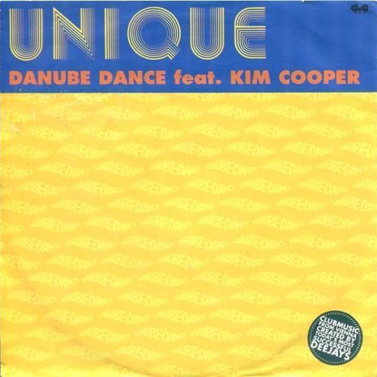 Coverafbeelding Unique - Danube Dance Feat. Kim Cooper