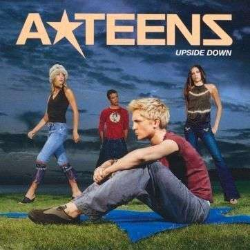 Coverafbeelding Upside Down - A*teens