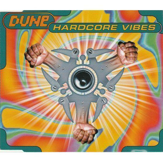 Coverafbeelding Hardcore Vibes - Dune