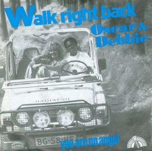 Coverafbeelding Oscar & Debbie - Walk Right Back
