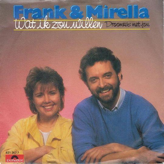 Coverafbeelding Wat Ik Zou Willen - Frank & Mirella