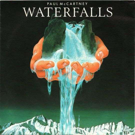 Coverafbeelding Waterfalls - Paul Mccartney