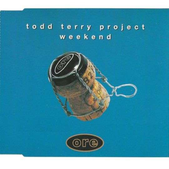 Coverafbeelding Todd Terry Project - Weekend