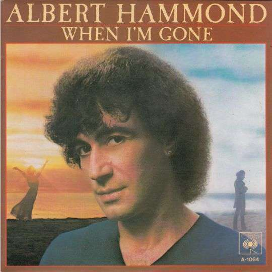 Coverafbeelding When I'm Gone - Albert Hammond