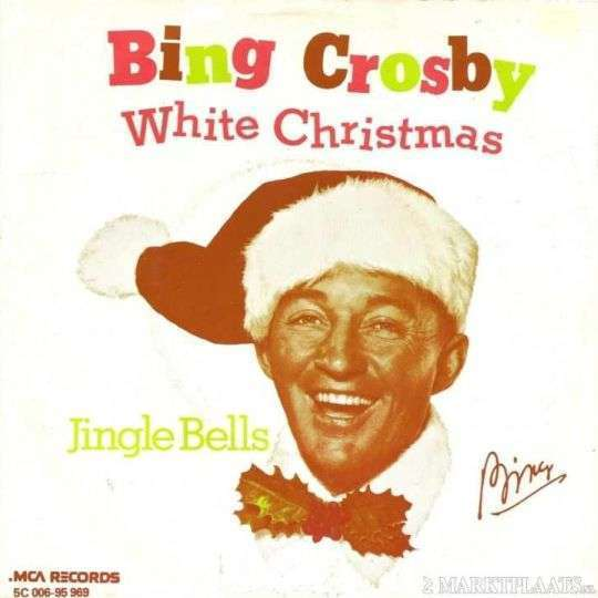 Coverafbeelding Bing Crosby - White Christmas