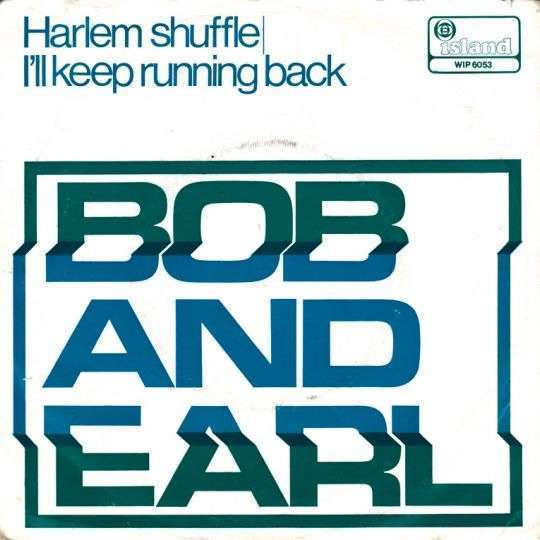 Coverafbeelding Bob and Earl - Harlem Shuffle
