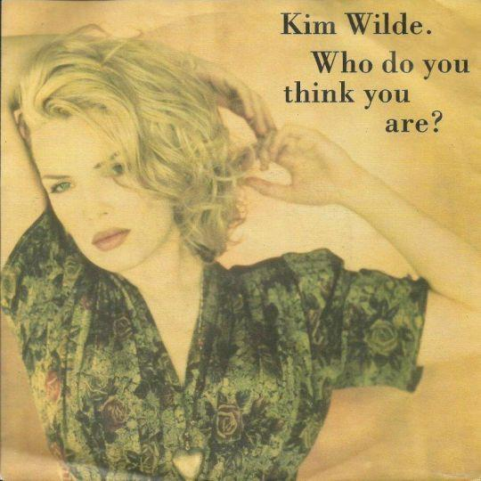 Coverafbeelding Who Do You Think You Are? - Kim Wilde