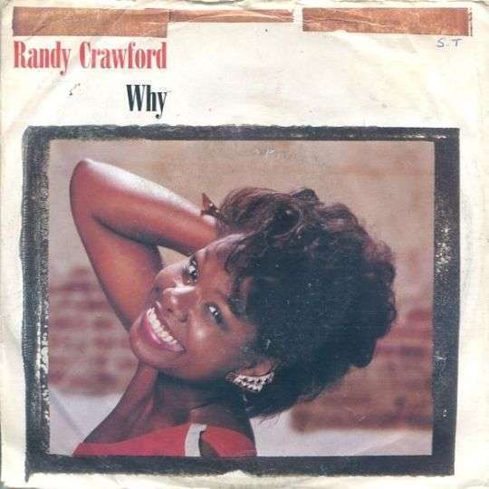 Coverafbeelding Why - Randy Crawford