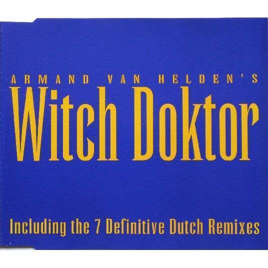Coverafbeelding Witch Doktor - Armand Van Helden