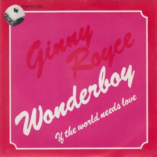 Coverafbeelding Wonderboy - Ginny Royce