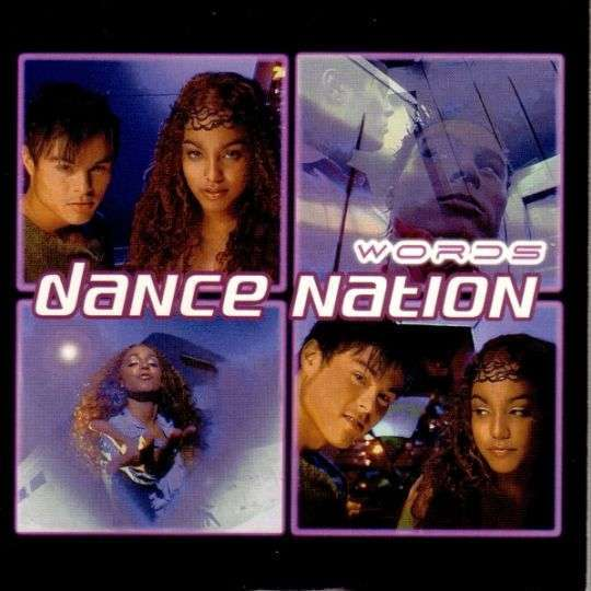 Coverafbeelding Words - Dance Nation