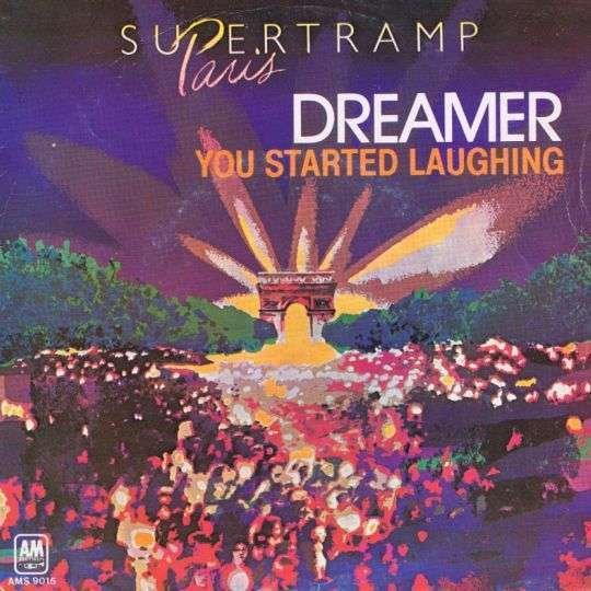 Coverafbeelding Dreamer [Live] - Supertramp