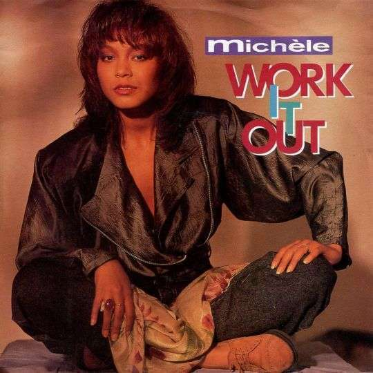 Coverafbeelding Work It Out - Michèle