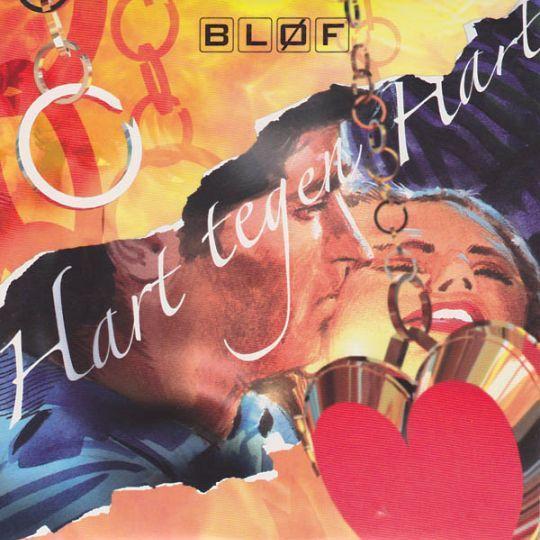 Coverafbeelding Hart Tegen Hart - Bl�f