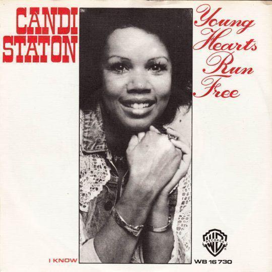 Coverafbeelding Young Hearts Run Free - Candi Staton