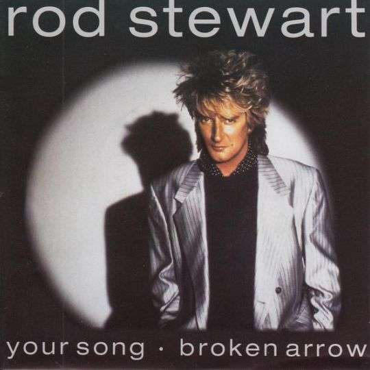 Coverafbeelding Rod Stewart - Your Song