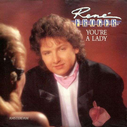 Coverafbeelding You're A Lady - René Froger