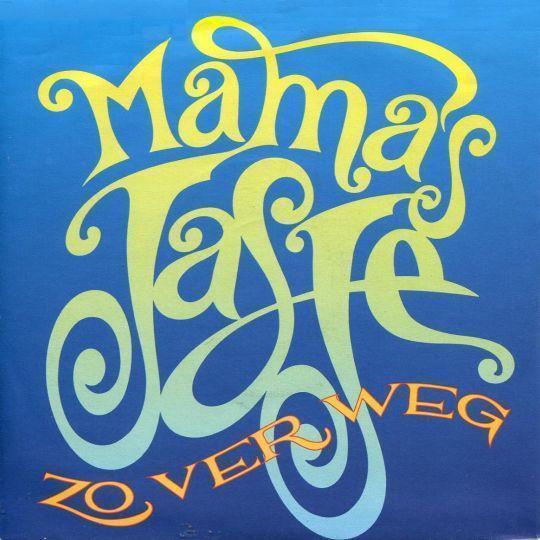 Coverafbeelding Zo Ver Weg - Mama's Jasje