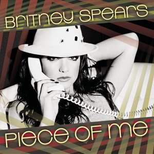 Coverafbeelding Britney Spears - piece of me