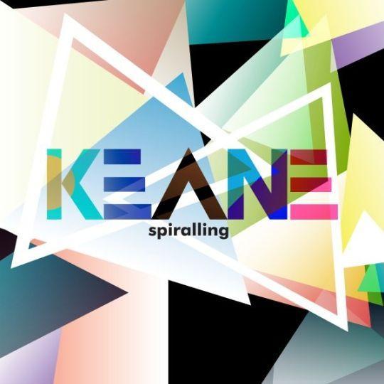 Coverafbeelding Keane - Spiralling