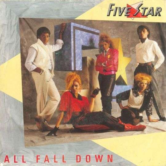 Coverafbeelding All Fall Down - Five Star