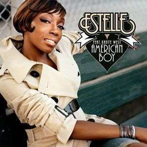 Coverafbeelding American Boy - Estelle Feat. Kanye West