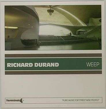 Coverafbeelding Weep - Richard Durand