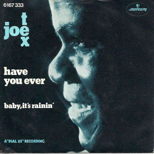 Coverafbeelding Have You Ever - Joe Tex