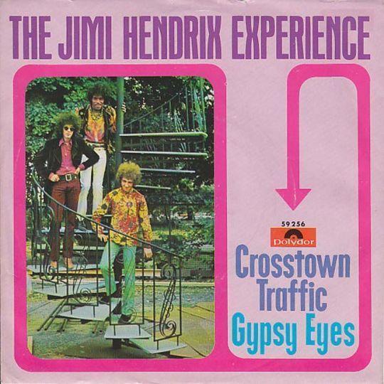 Coverafbeelding Crosstown Traffic - The Jimi Hendrix Experience / Jimi Hendrix