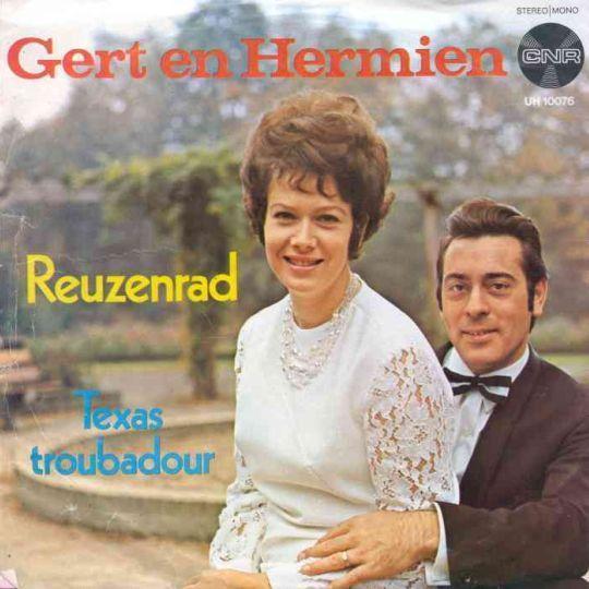 Coverafbeelding Reuzenrad - Gert En Hermien