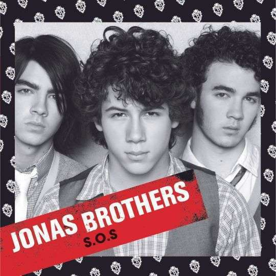 Coverafbeelding Jonas Brothers - S.O.S