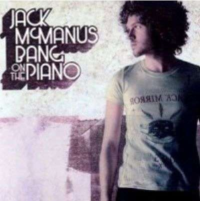 Coverafbeelding Bang On The Piano - Jack Mcmanus