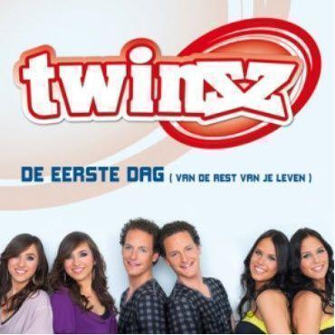 Coverafbeelding Twinzz - De eerste dag (Van de rest van je leven)