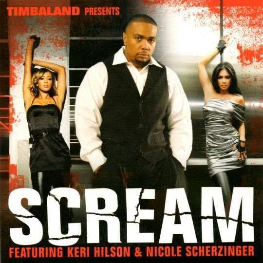 Coverafbeelding Timbaland featuring Keri Hilson & Nicole Scherzinger - Scream