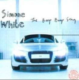 Coverafbeelding Simone White - The Beep Beep Song