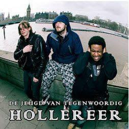 Coverafbeelding Hollereer - De Jeugd Van Tegenwoordig