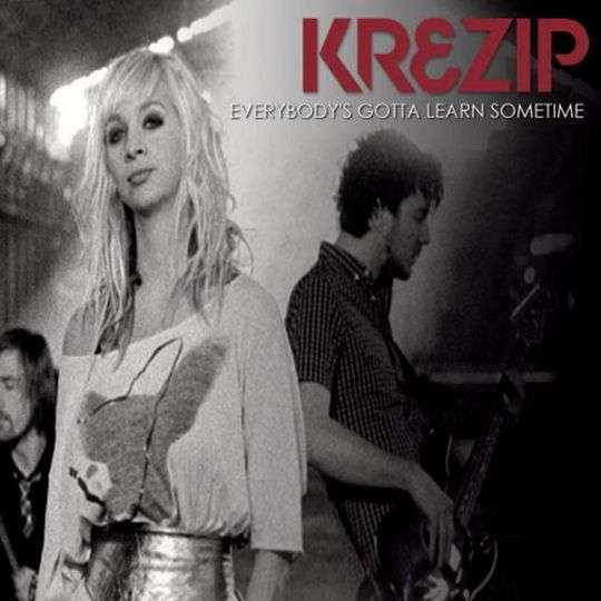 Coverafbeelding Everybody's Gotta Learn Sometime - Krezip